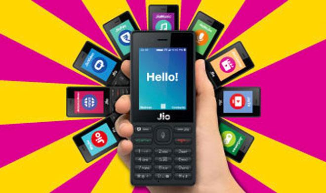 Jio Phone- India TV