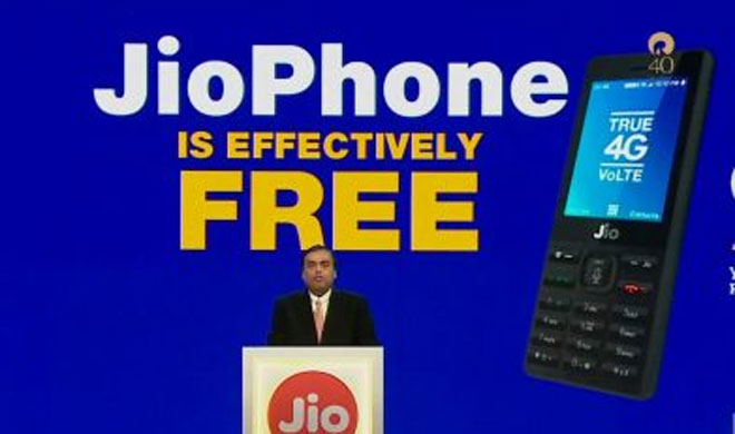 Reliance Jio launches Rs 49 recharge offer exclusively for