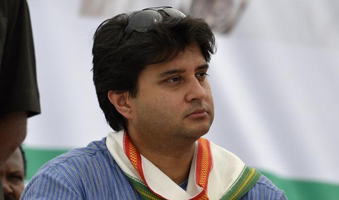 jyotiraditya scindia- India TV