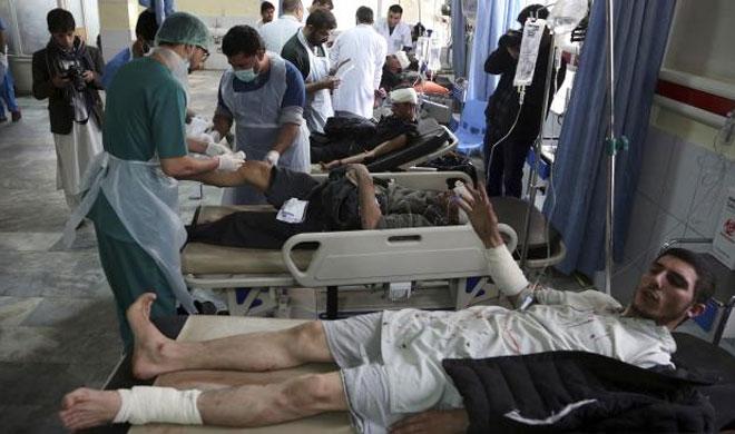 Kabul Ambulance Attack | AP Photo- India TV