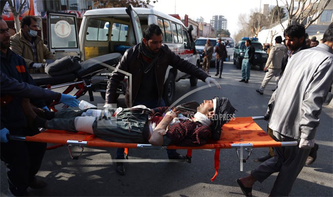 Kabul Blast   AP Photo- India TV
