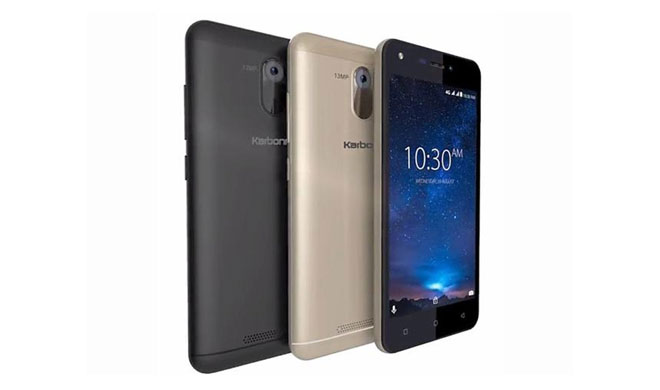 Karbonn Titanium Jumbo- India TV