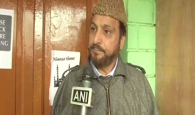 kashmir deputy mufti- India TV