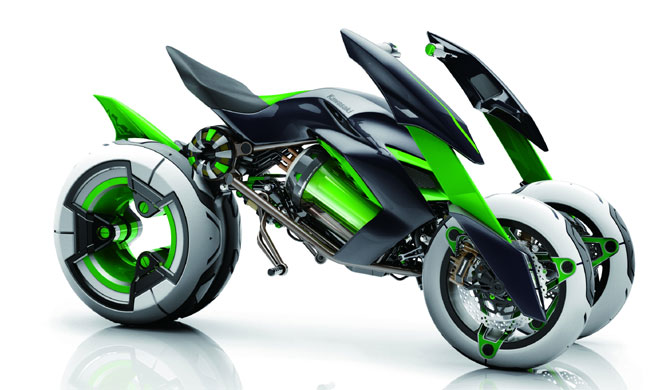 Kawasaki Concept J- India TV