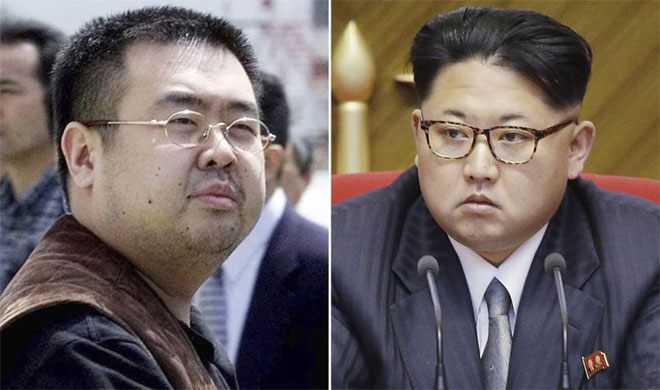 Kim Jong Nam and Kim Jong Un | AP Photo- India TV