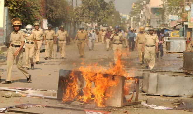 koregaon violence- India TV
