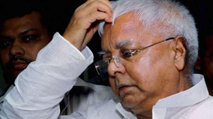 Fodder-Scam-Case-Verdict-for-RJD-chief-Lalu-Prasad-in-Chaibasa-case- India TV