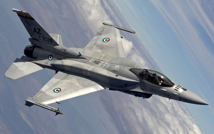 Lockheed Martin F-16 Fighter Jet- India TV Paisa