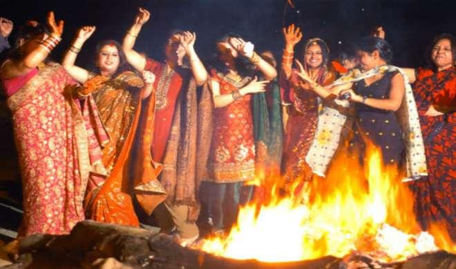 Happy Lohri 2018 Wishes: लोहड़ी क्यों...- Khabar IndiaTV