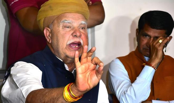 lokendra singh kalvi- India TV