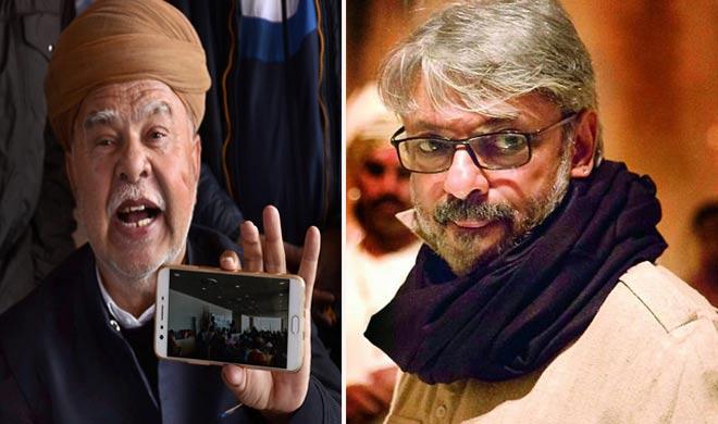 lokendra singh kalvi and sanjay leela bhansali- India TV