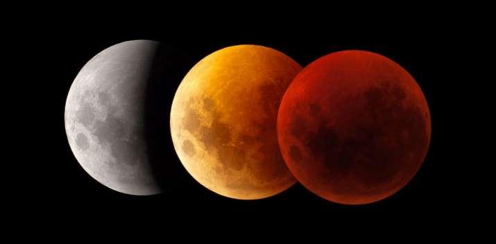 Lunar Eclipse 2018 चंद्र ग्रहण- India TV