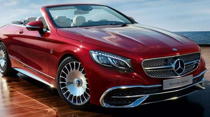 Mercedes- India TV Paisa