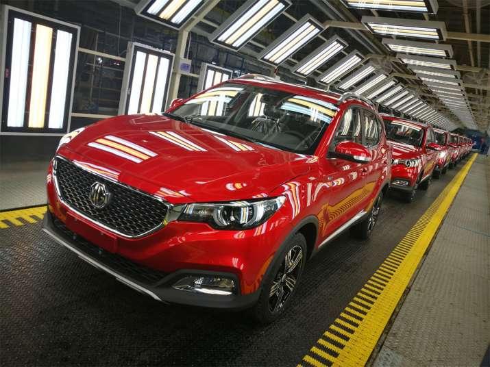 MG Motors- India TV Paisa