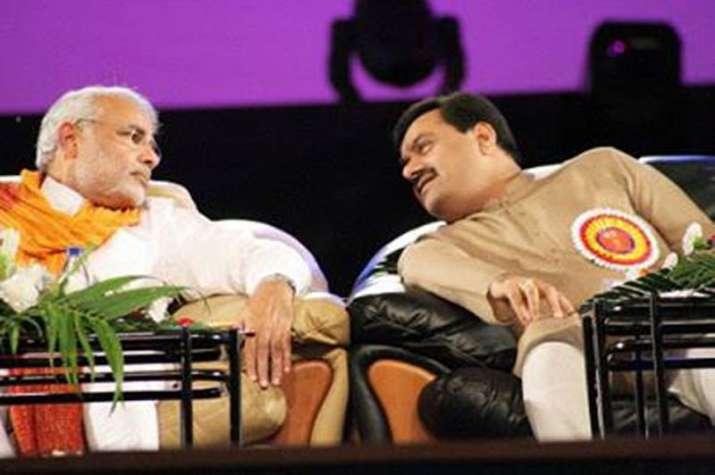 Modi and Adani- India TV Paisa