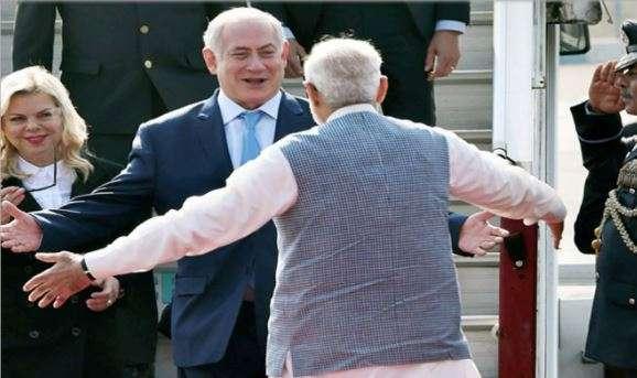 Modi-Isreal- India TV Paisa