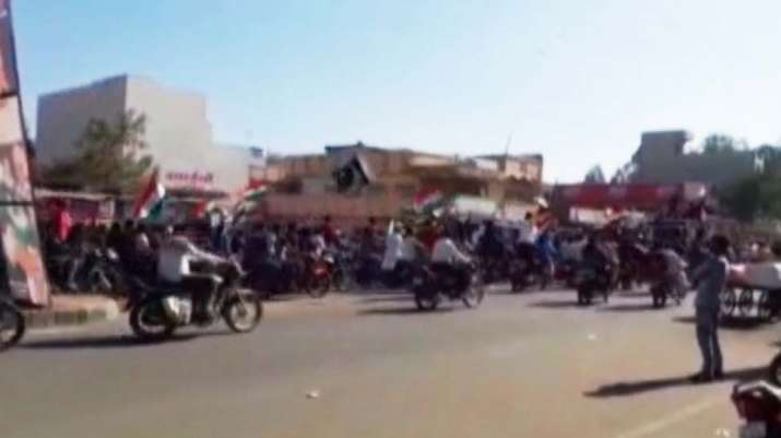 Madhya-Pradesh-Youths-take-out-bike-rally-on-Republic-Day-furled-Pakistani-flag-with-tricolor- India TV