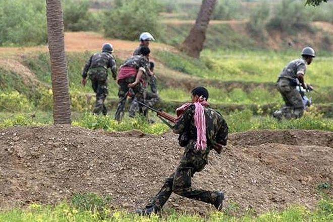 New-Anti-Maoist-strategy-delivers-results-Red-Corridor-shrinking- India TV