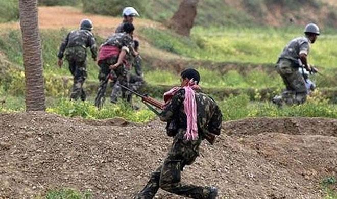naxal attack- India TV