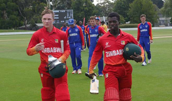 जिम्बाब्वे- India TV