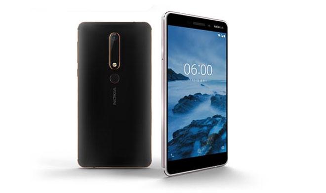 Nokia 6 2018- India TV