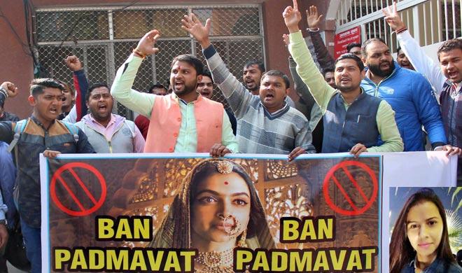 padmaavat row- Khabar IndiaTV