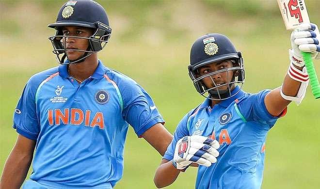 भारत की अंडर-19 टीम के...- India TV