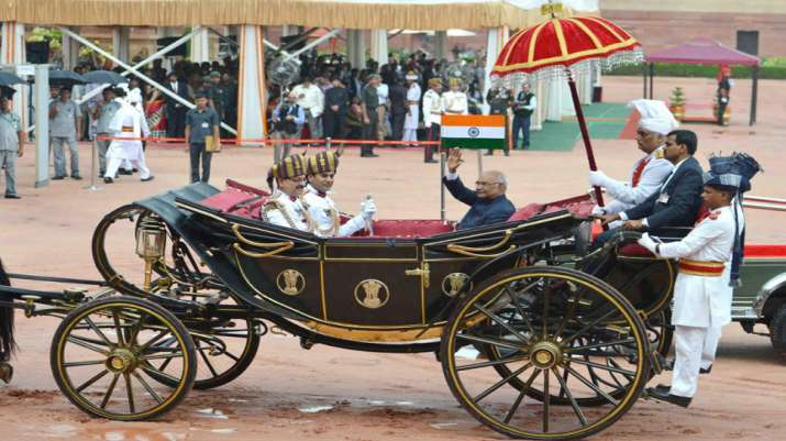 Republic-Day-After-Independence-India-won-President-Buggy-from-Pakistan-in-a-toss- India TV