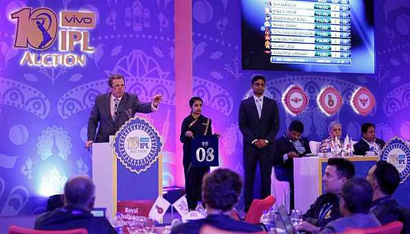 ipl auction - India TV Paisa