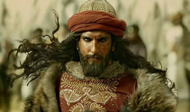 Ranveer Singh in Padmaavat- India TV