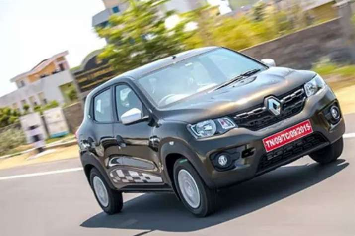 Renault Kwid Live For More Edition- India TV Paisa