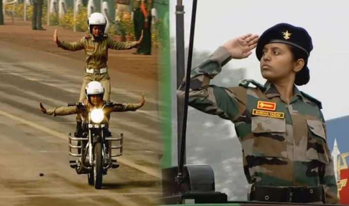 India-celebrates-69th-Republic-Day-showcases-military-power-with-women-power- India TV