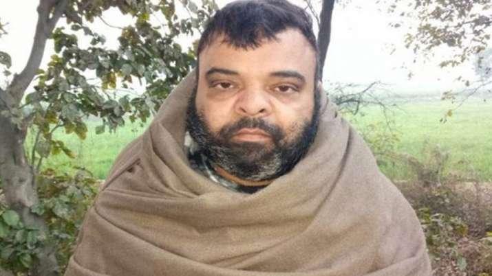 Kasganj-Violence-Main-accused-of-killing-Chandan-Gupta-Salim-arrested-by-up-police- India TV