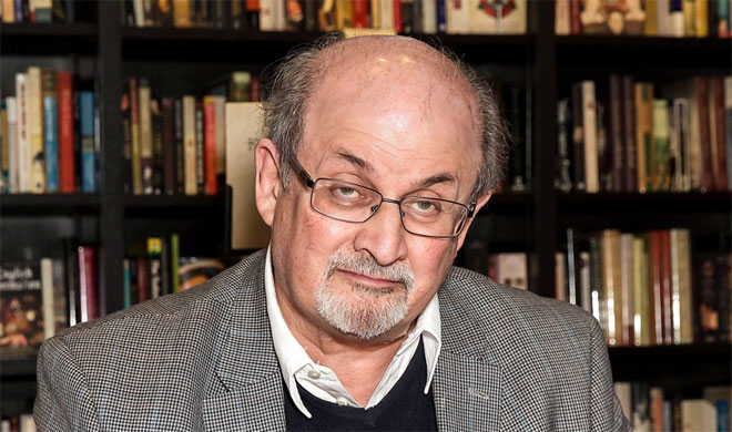 Salman Rushdie | AP Photo- India TV