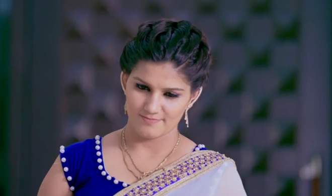 SAPNA CHAUDHARY - India TV