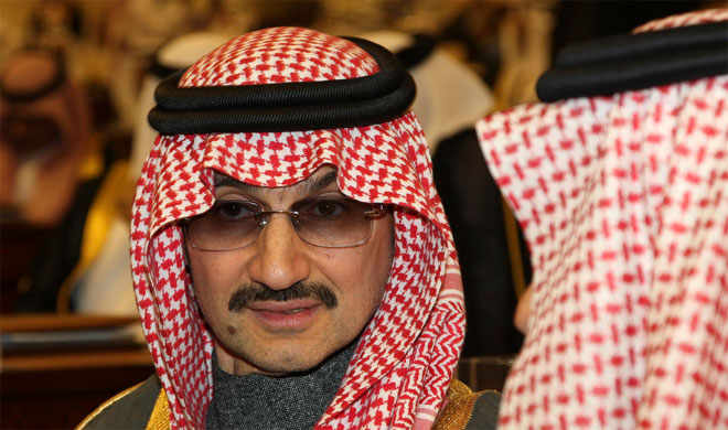 Saudi billionaire Prince Alwaleed bin Talal | AP Photo- India TV
