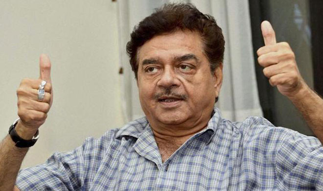shatrughan sinha- India TV
