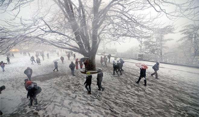 shimla weather- India TV