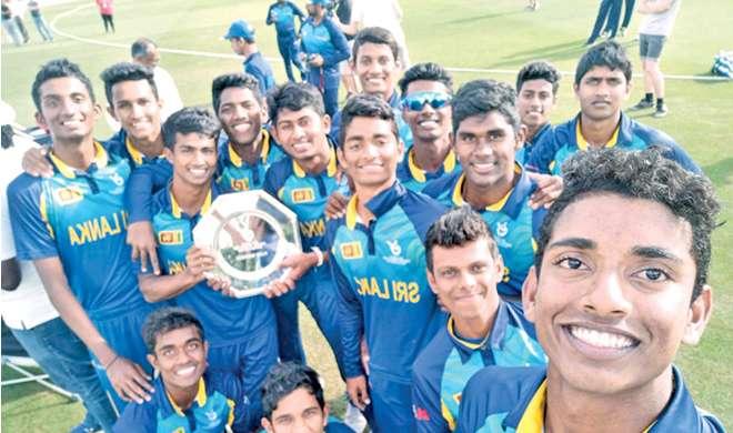 श्रीलंका की अंडर-19...- India TV