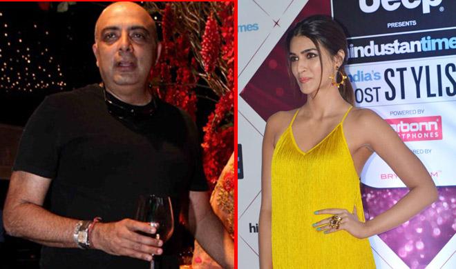 tarun and kriti- India TV