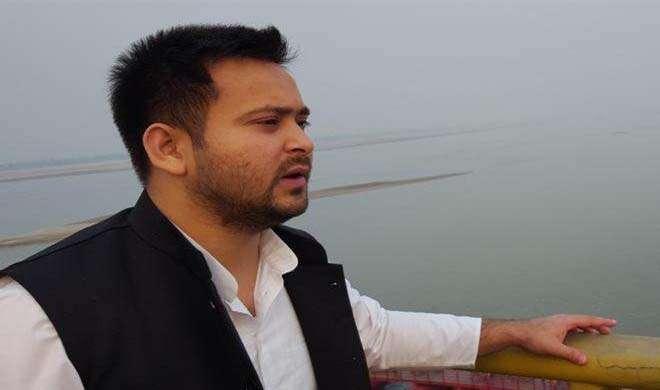 Tejaswi yadav- India TV