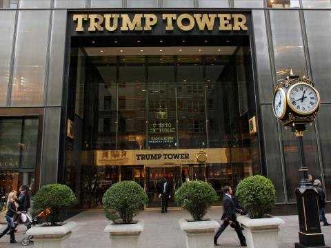 Trump Tower- India TV Paisa