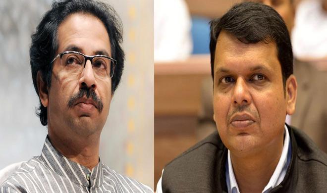 uddhav thackeray and devendra fadnavis- India TV