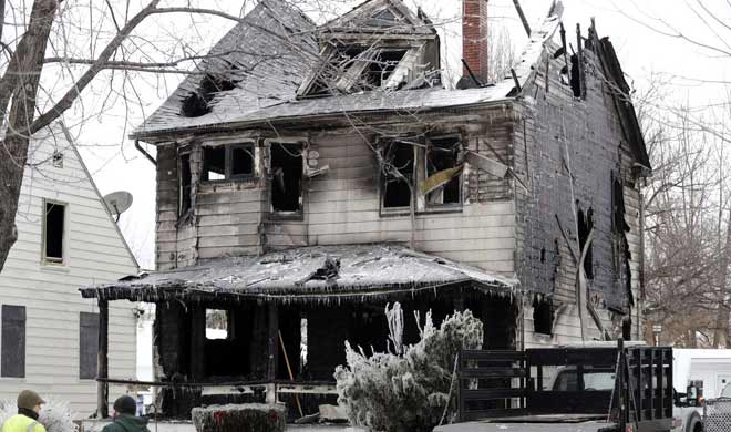 3 people die in Cleveland house four in search of fire- India TV