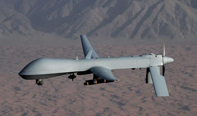 Commander of Haqqani network killed in US drone strike- India TV