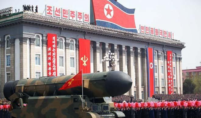 North Korea - India TV