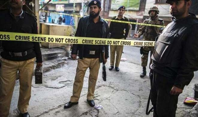 7 people killed in landmine blast in Pakistan- India TV