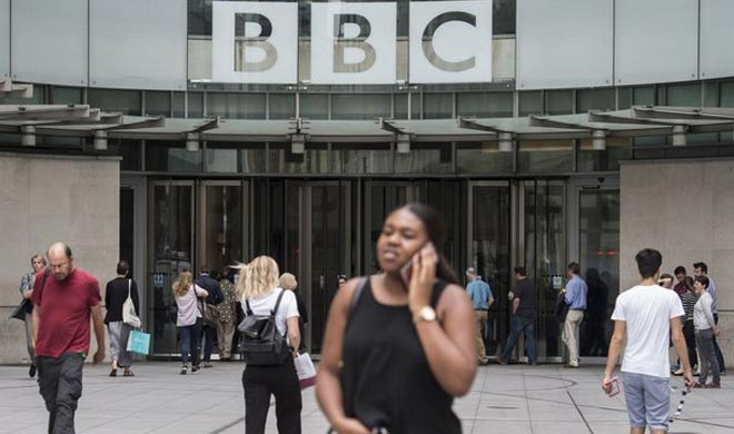 After the editor charges and resignations the BBC fixed...- India TV
