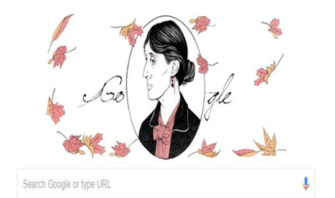 Virginia Woolf remembered with Google Doodle- India TV