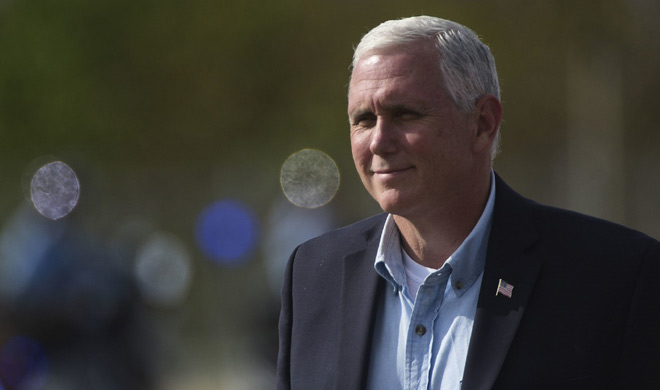 Mike Pence arrives in Israel on a three day trip- India TV